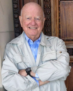 Author Ron Rhody
