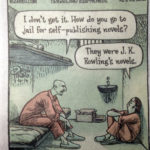 In Jail for Self-publishing?