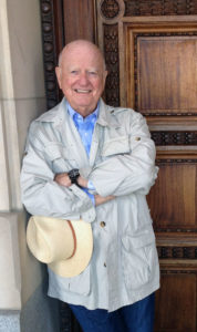 Author Ron Rhody