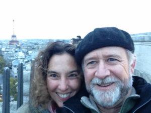 Mimi & John in Paris