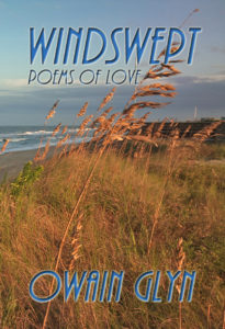 Windswept - Poems of Love by Owain Glyn