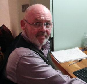 Poet Owain Glyn