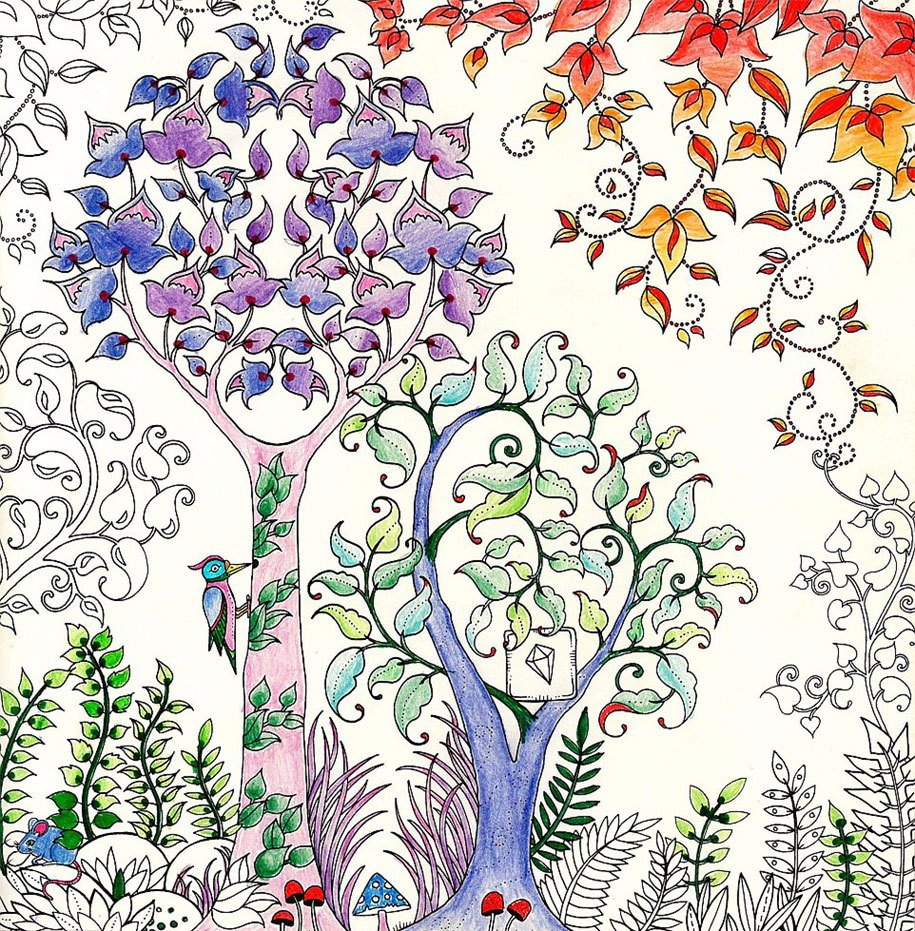 Adult Coloring Books Outer Banks Publishing Group