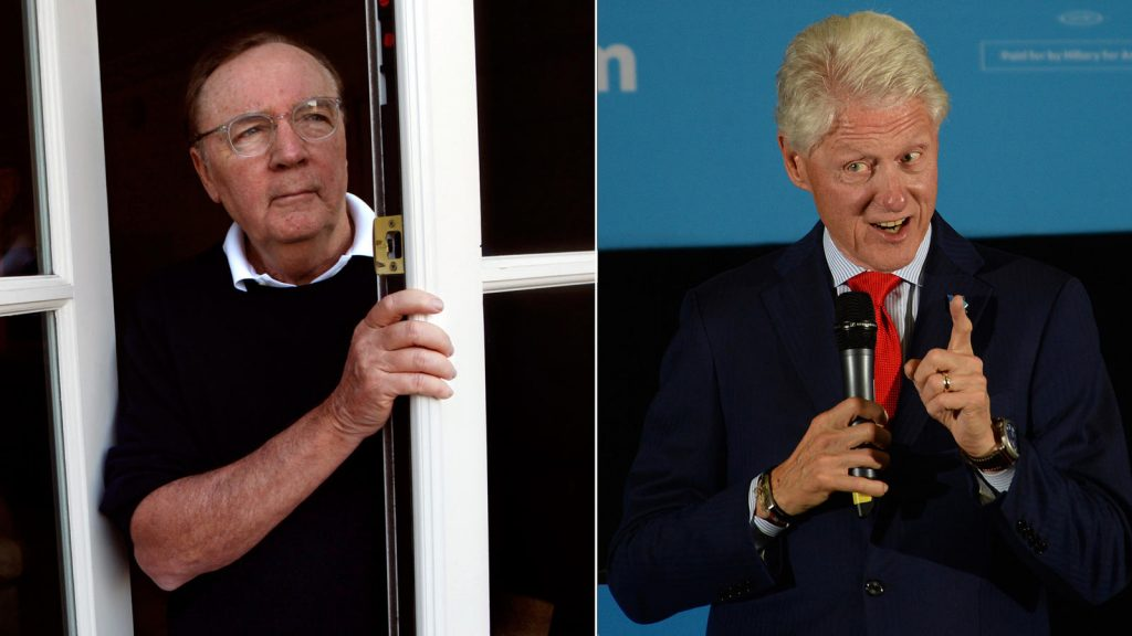 James Patterson and Bill Clinton