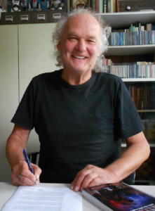 Author Koos Verkaik