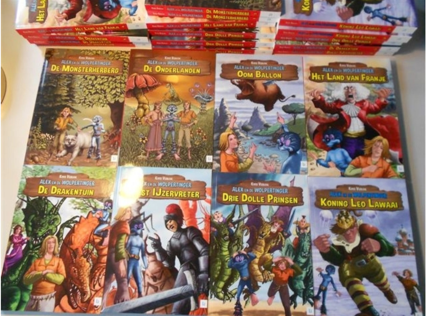 Koos Verkaik's books