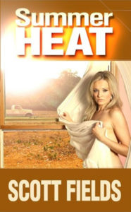 Summer Heat, Scott Fields steamy, erotic novel