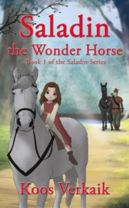 Saladin the Wonder Horse by Koos Verkaik